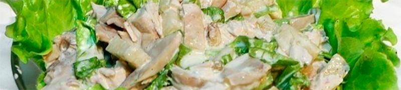 Салаты для безуглеводной диеты