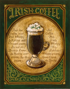 ������� ���� ��-��������� Irish Coffee