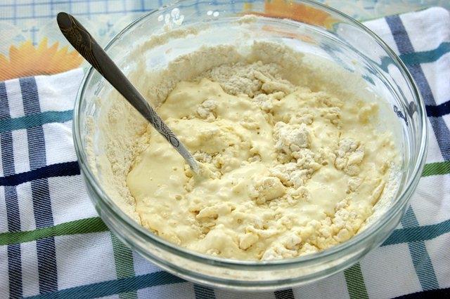Чебуреки рецепт с кефиром пошаговый